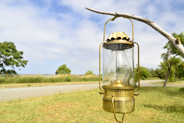 Types of lights that are outdoor products